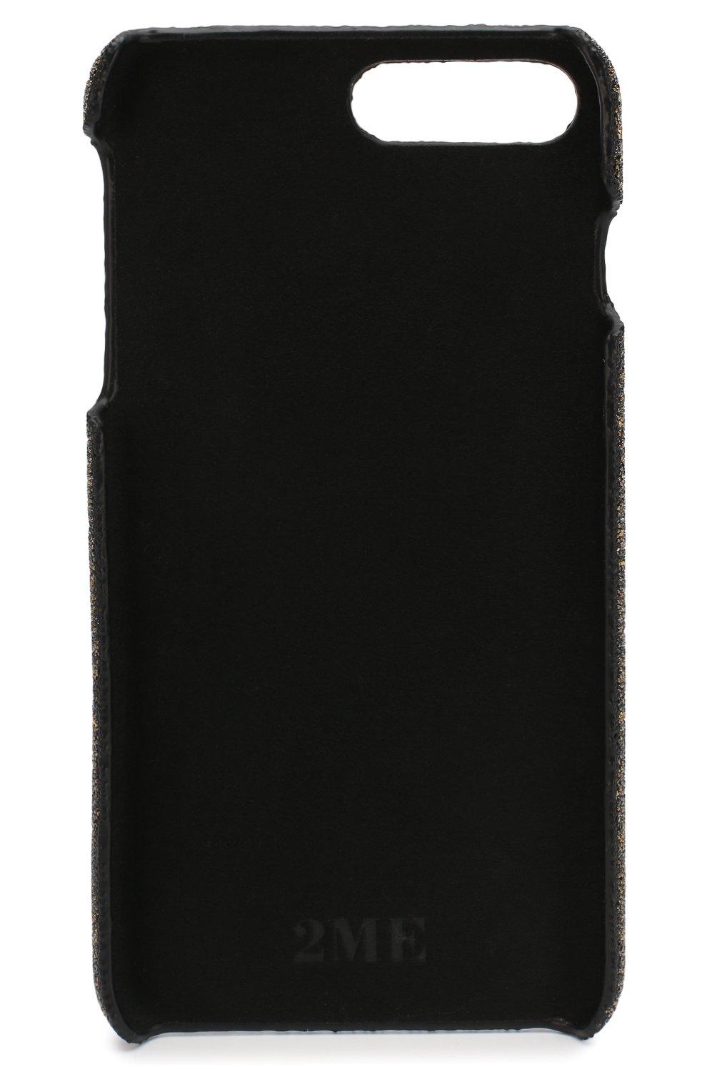 Мужской чехол для iphone 7 plus/8 plus 2MESTYLE золотого цвета, арт. DD784 | Фото 2
