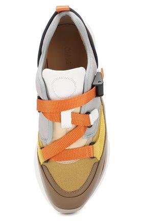 Комбинированные кроссовки Sonnie   Фото №5