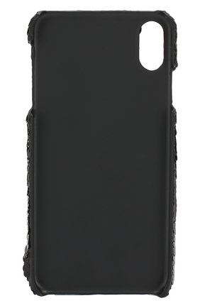 Мужской чехол для iphone xs max BENJAMINS черного цвета, арт. BJXSM-SEQUINSKS | Фото 2
