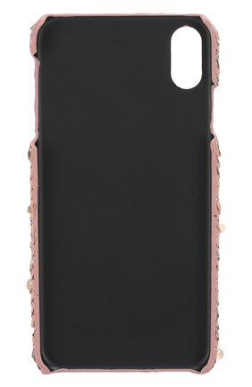 Мужской чехол для iphone xs max BENJAMINS розового цвета, арт. BJXSM-SEQUINSWS | Фото 2