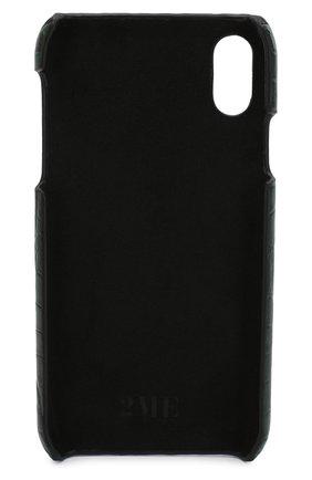 Мужской чехол для iphone xr 2MESTYLE темно-зеленого цвета, арт. DD992/CSIA | Фото 2