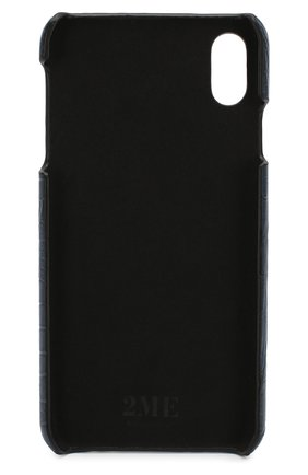 Мужской чехол для iphone xs max 2MESTYLE синего цвета, арт. DD997/CNIL | Фото 2