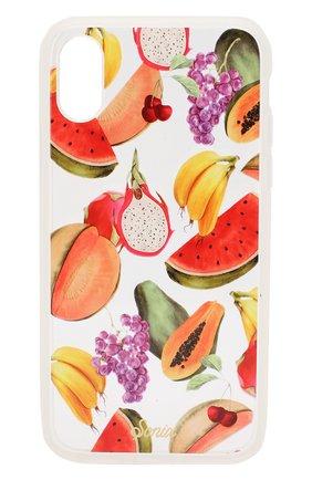 Мужской чехол для iphone x/xs SONIX разноцветного цвета, арт. 276-0181-0011 | Фото 1