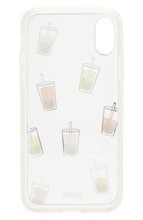 Мужской чехол для iphone x/xs SONIX прозрачного цвета, арт. 278-0225-0111 | Фото 2