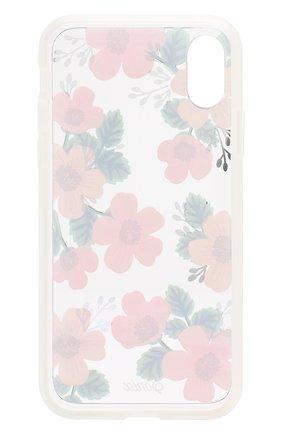 Мужской чехол для iphone x/xs SONIX розового цвета, арт. 278-0231-0111 | Фото 2