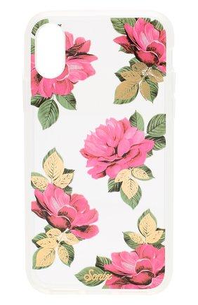 Мужской чехол для iphone x/xs SONIX розового цвета, арт. 278-0266-0011 | Фото 1