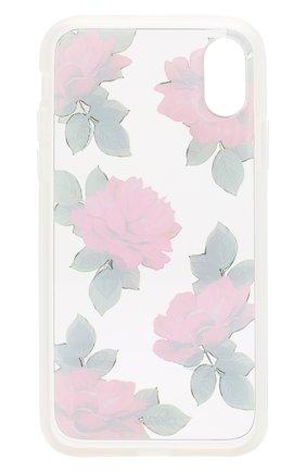 Мужской чехол для iphone x/xs SONIX розового цвета, арт. 278-0266-0011 | Фото 2