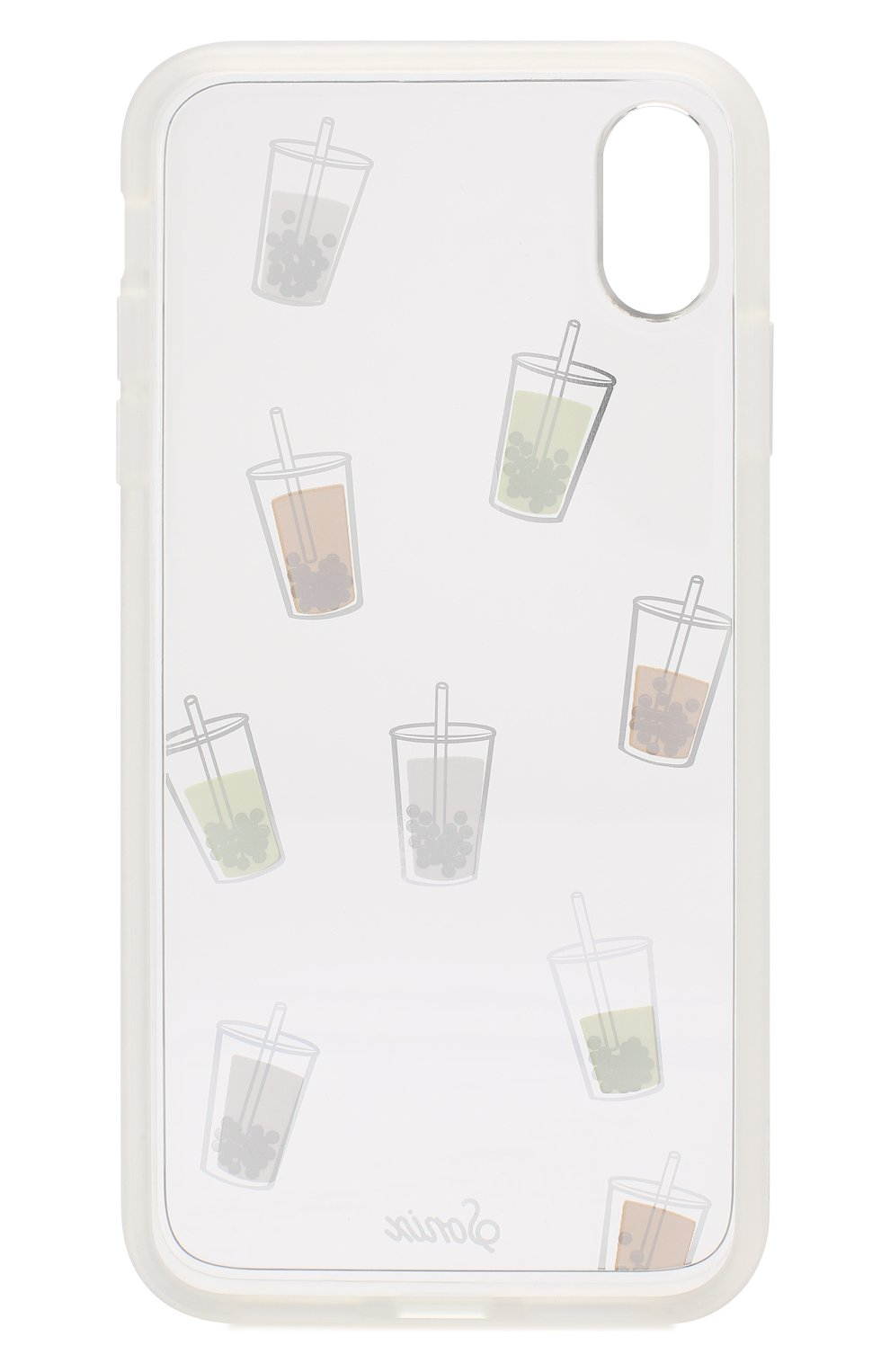 Мужской чехол для iphone xs max SONIX прозрачного цвета, арт. 288-0225-0111 | Фото 2