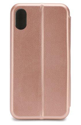 Мужской чехол для iphone x UBEAR золотого цвета, арт. CS25RG01-I10 | Фото 2