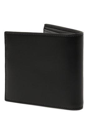 Мужской кожаное портмоне SAINT LAURENT черного цвета, арт. 453276/0SX0E | Фото 2