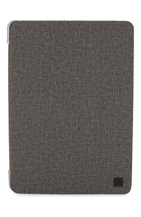 "Мужской чехол для ipad 9.7"" UNIQ серого цвета, арт. NPDP97YKR-KNVGRY | Фото 1"