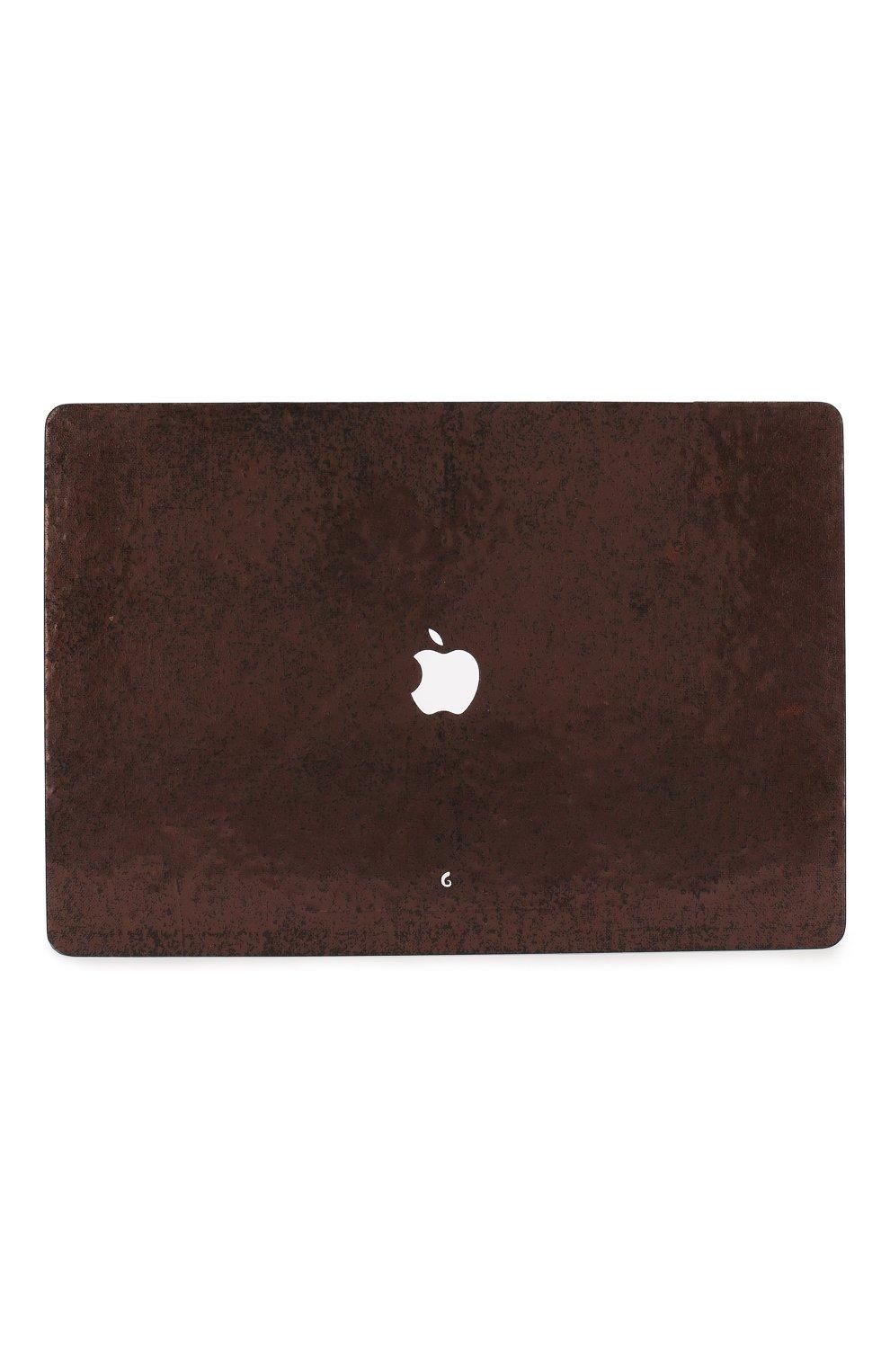 "Мужской накладка для macbook pro 15"" RELIC FORM черного цвета, арт. RF-SC-BLCK-15RN | Фото 2"