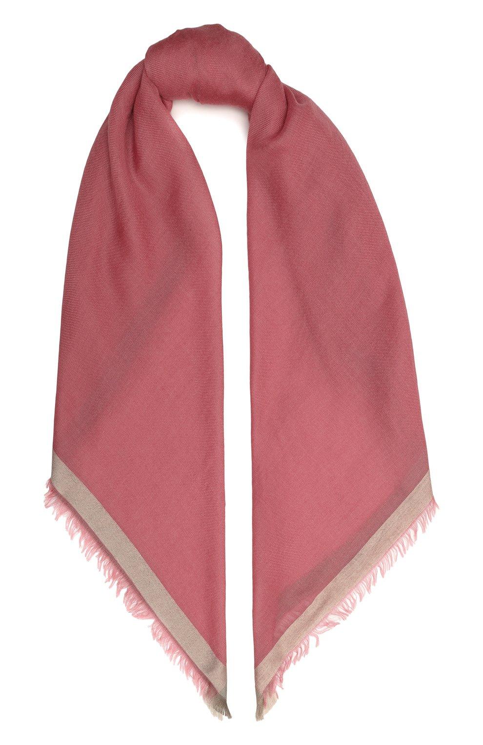 платок из кашемира женский