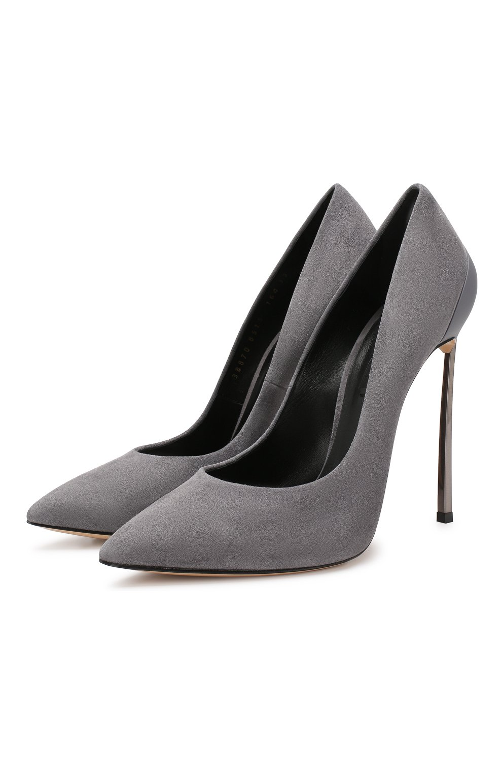 Замшевые туфли Techno Blade   Фото №1
