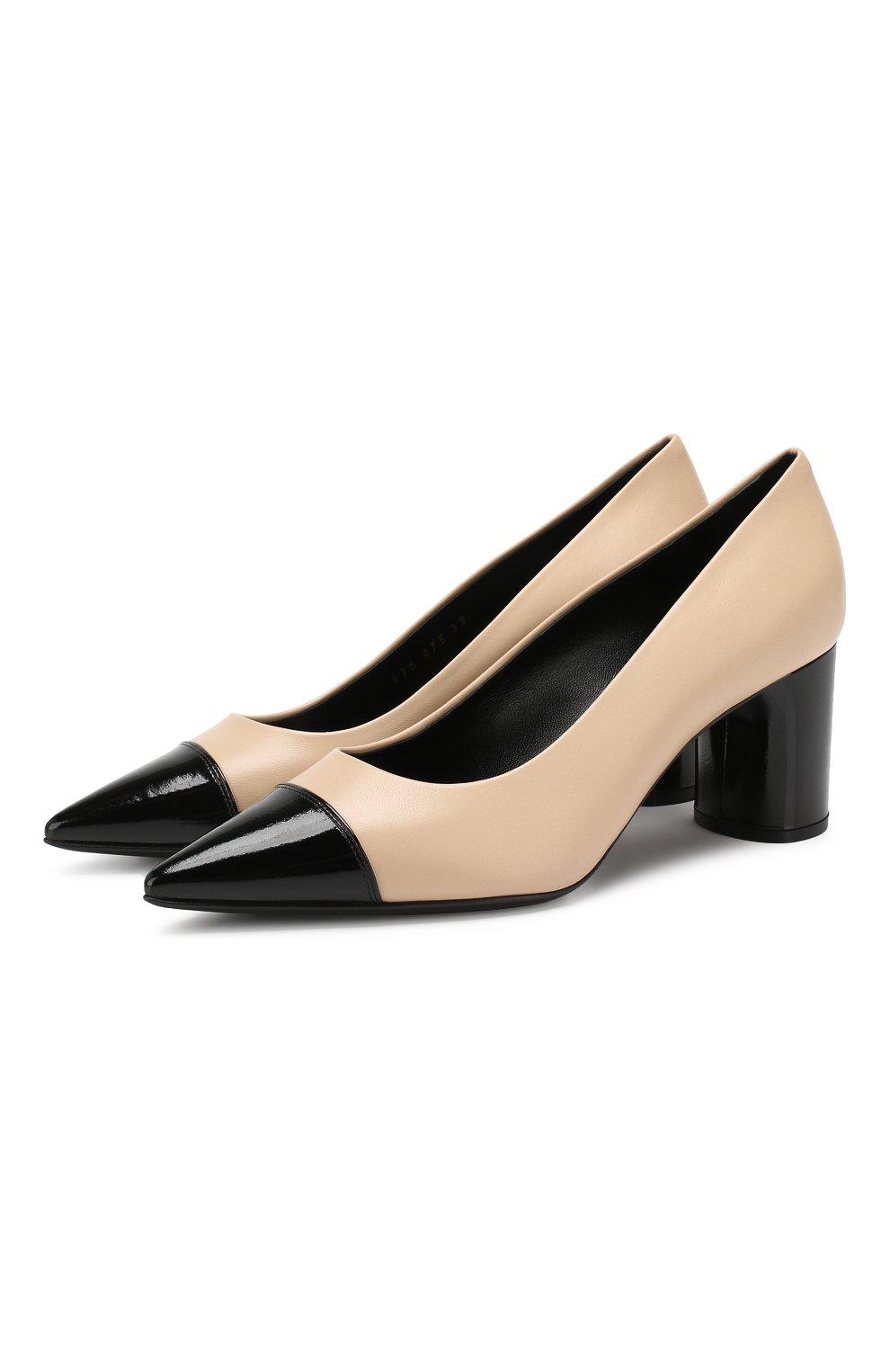 Кожаные туфли   Фото №1