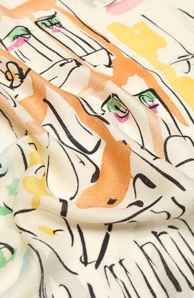 Шелковый платок Paris | Фото №2