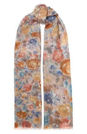 Шаль Giverny из кашемира и шелка | Фото №1