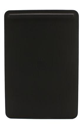 "Мужской чехол leather sleeve для ipad pro 10.5""  APPLE черного цвета, арт. MPU62ZM/A | Фото 2"