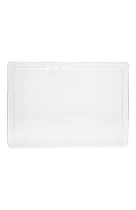 "Мужской чехол-накладка presidio clear для macbook pro 13""  SPECK прозрачного цвета, арт. 91219-5085 | Фото 2"