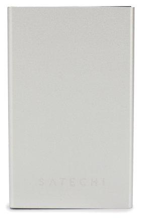 Мужской корпус для жесткого диска hdd/ssd SATECHI серебряного цвета, арт. ST-TCDES | Фото 1