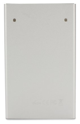 Мужской корпус для жесткого диска hdd/ssd SATECHI серебряного цвета, арт. ST-TCDES | Фото 2
