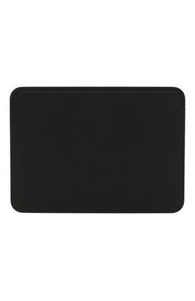 "Мужской чехол leather sleeve для macbook 12"" APPLE  черного цвета, арт. MTEG2ZM/A | Фото 1"