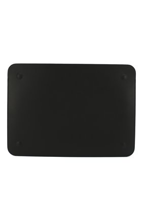 "Мужской чехол leather sleeve для macbook 12"" APPLE  черного цвета, арт. MTEG2ZM/A | Фото 2"