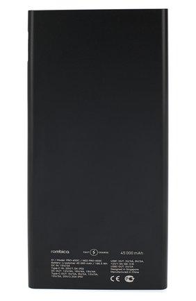 Мужского портативный аккумулятор neo pro 450c ROMBICA черного цвета, арт. PRO-450C | Фото 2