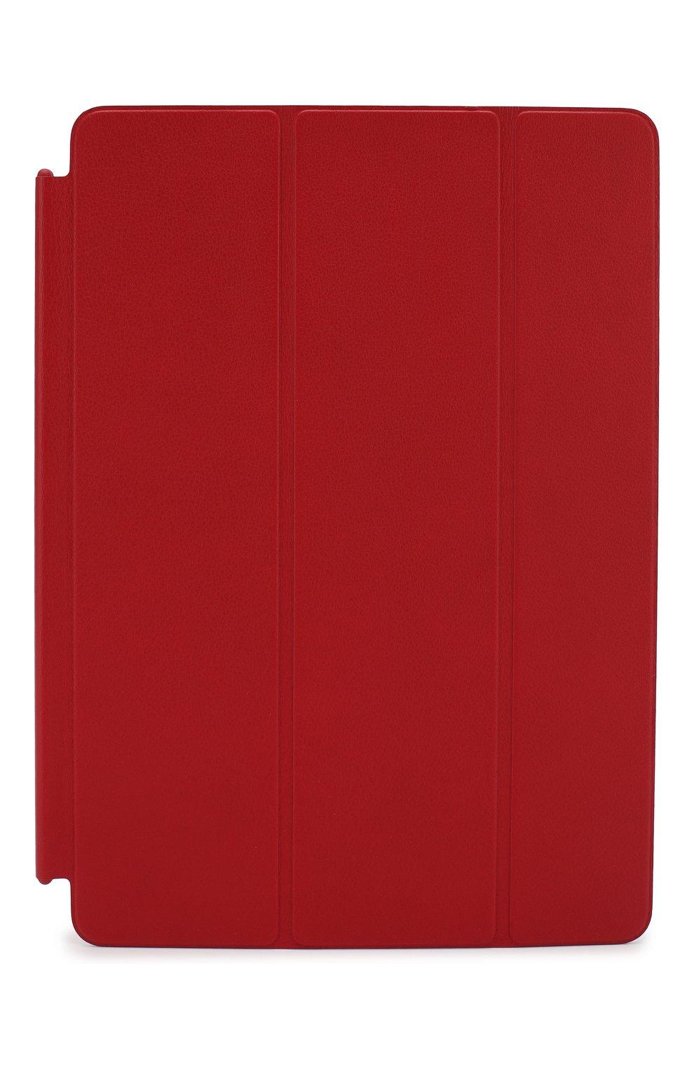 "Чехол smart cover leather для ipad pro 10.5""  APPLE  красного цвета, арт. MR5G2ZM/A | Фото 1"