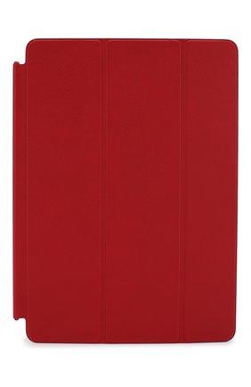 "Мужской чехол smart cover leather для ipad pro 10.5""  APPLE красного цвета, арт. MR5G2ZM/A | Фото 1"