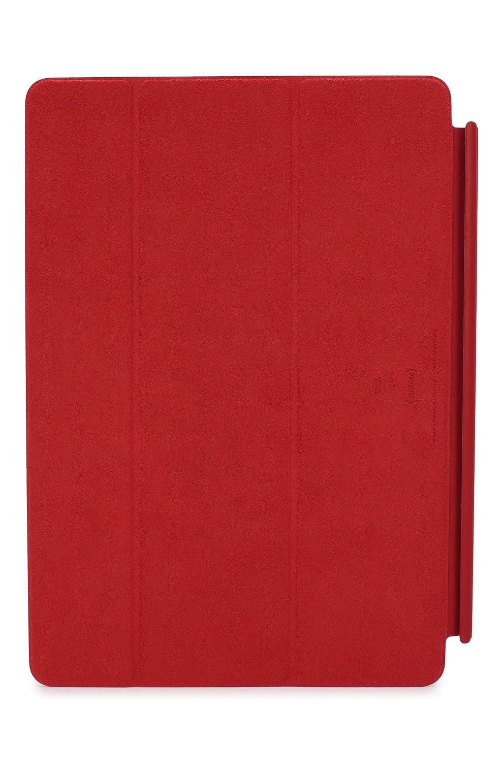 "Чехол smart cover leather для ipad pro 10.5""  APPLE  красного цвета, арт. MR5G2ZM/A | Фото 2"