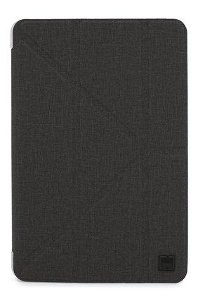 Мужской чехол для ipad mini 5 UNIQ черного цвета, арт. PDM5YKR-KNVBLK | Фото 1