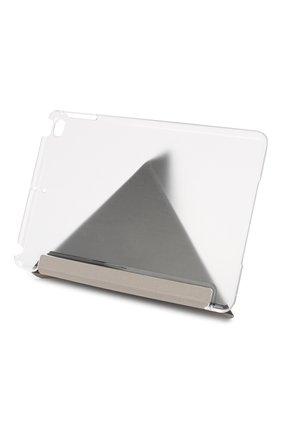 Мужской чехол для ipad mini 5 UNIQ черного цвета, арт. PDM5YKR-KNVBLK | Фото 4