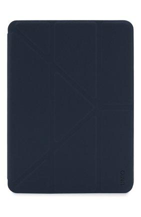 Мужской чехол для ipad mini 5 UNIQ синего цвета, арт. PDM5GAR-TRIGBLU | Фото 1