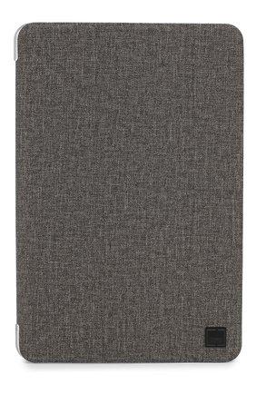 Мужской чехол для ipad mini 5 UNIQ серого цвета, арт. PDM5YKR-KNVGRY | Фото 1