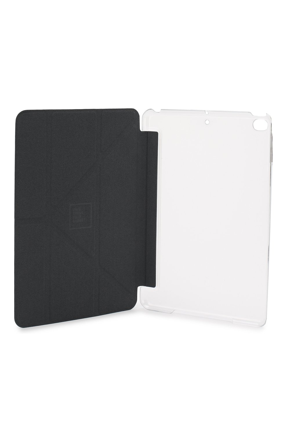 Мужской чехол для ipad mini 5 UNIQ серого цвета, арт. PDM5YKR-KNVGRY   Фото 3