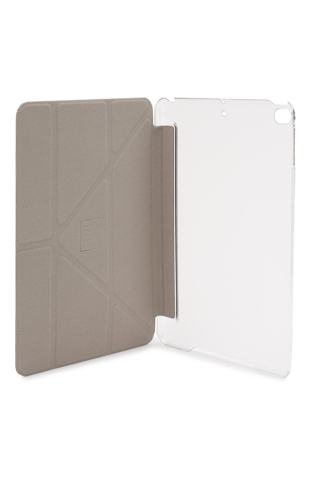 Мужской чехол для ipad mini 5 UNIQ бежевого цвета, арт. PDM5YKR-KNVBEG | Фото 3