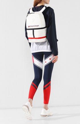 Женский рюкзак TOMMY SPORT белого цвета, арт. AU0AU00617 | Фото 2