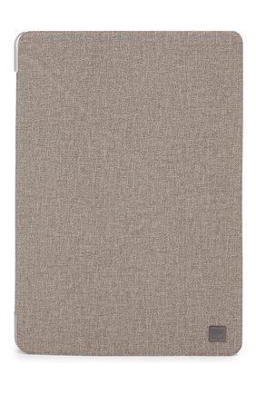 "Мужской чехол для ipad air 10.5""  UNIQ бежевого цвета, арт. NPD10.5YKR-KNVBEG | Фото 1"