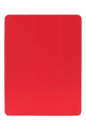 "Мужской чехол для ipad air 10.5""  UNIQ красного цвета, арт. NPDAGAR-TRIGPRED | Фото 1"