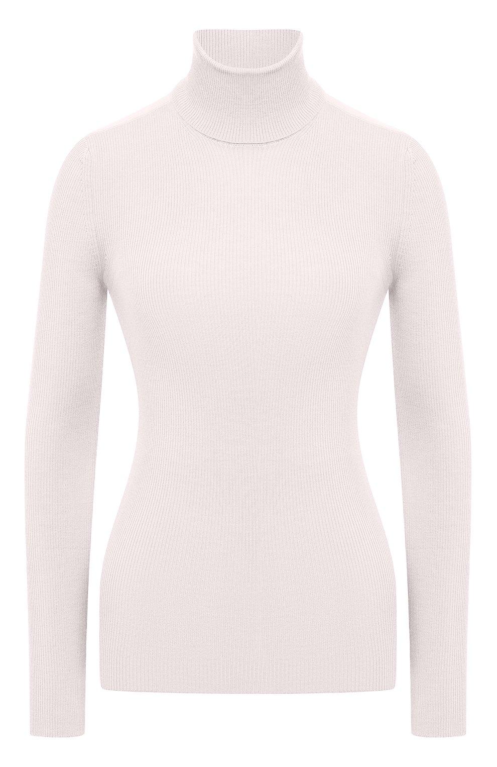 Женская водолазка из кашемира и шелка TOM FORD белого цвета, арт. MAK840-YAX176 | Фото 1