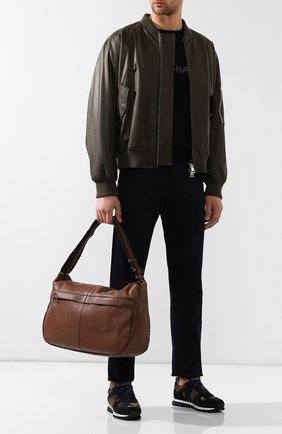 Кожаная сумка | Фото №2
