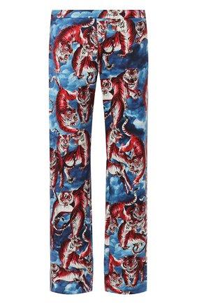Мужской брюки VALENTINO разноцветного цвета, арт. SV3MD01U5HN | Фото 1