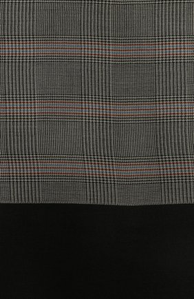 Мужской шарф из кашемира и шелка LORO PIANA темно-серого цвета, арт. FAI7518 | Фото 2