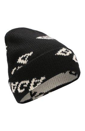 Мужская шерстяная шапка BALENCIAGA белого цвета, арт. 558950/T1471 | Фото 1