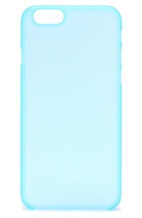 Мужской чехол для iphone 6/6s OZAKI голубого цвета, арт. OC555BU | Фото 1