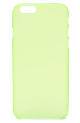 Мужской чехол для iphone 6/6s OZAKI салатового цвета, арт. OC555GN | Фото 1