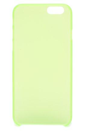 Мужской чехол для iphone 6/6s OZAKI салатового цвета, арт. OC555GN | Фото 2