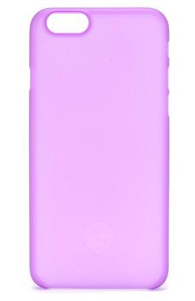 Мужской чехол для iphone 6/6s OZAKI фиолетового цвета, арт. OC555PU | Фото 1