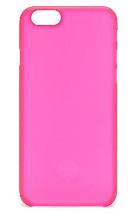 Мужской чехол для iphone 6/6s OZAKI фуксия цвета, арт. OC555RD | Фото 1